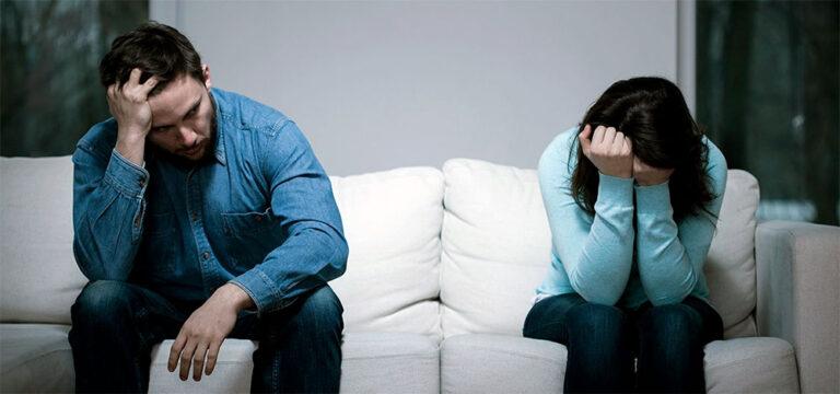 Presentar los papeles de divorcio en Pensilvania