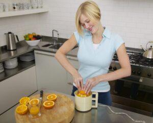 Beneficios para la salud sorprendentes del jugo de naranja casero