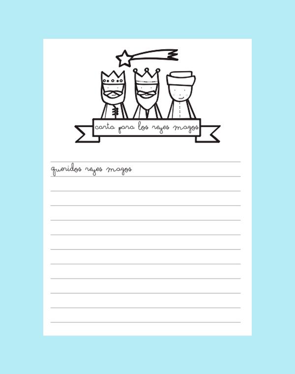 Carta de consentimiento de viaje infantil – Plantilla