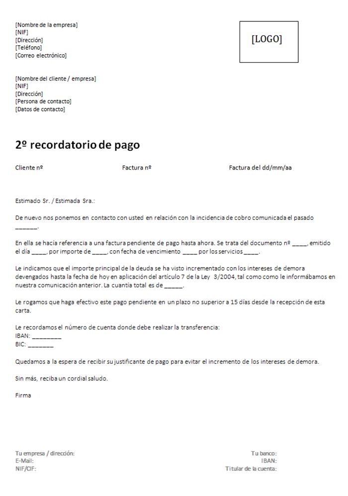 Carta de demanda para el tribunal de reclamos menores [Muestras]