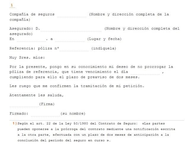 [Ejemplo] Carta de cancelación de préstamo hipotecario