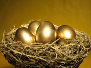 ¿Pertenece el oro a su cartera de jubilación?
