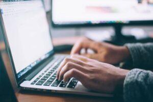 Redacción de una carta de solicitud de empleo sencilla - Formato de ejemplo