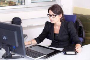 Muestra de carta de presentación de secretaria administrativa